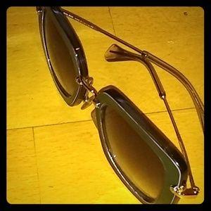 Mui mui sunglasses